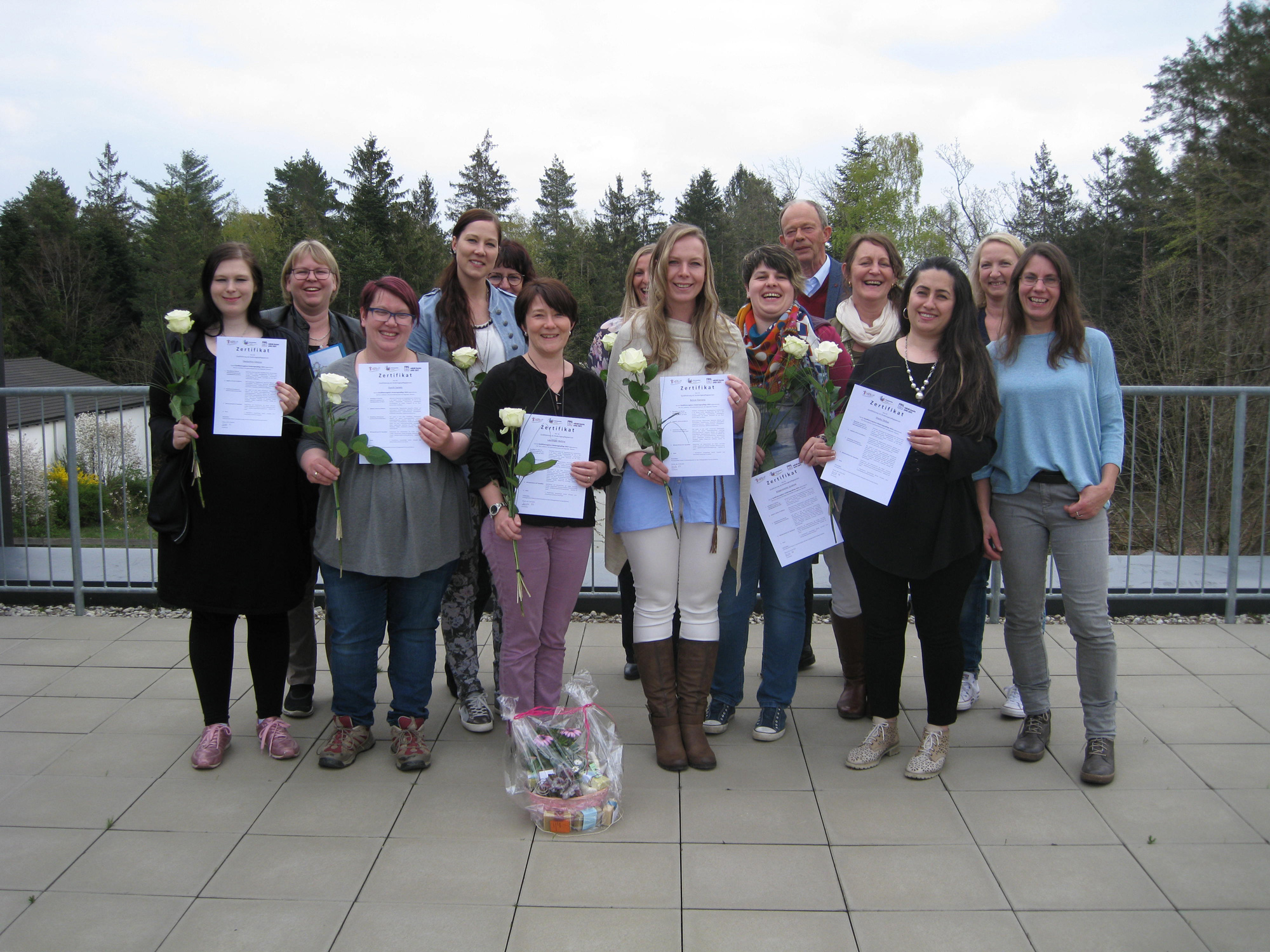 Neue Tagespflegepersonen im Landkreis Passau